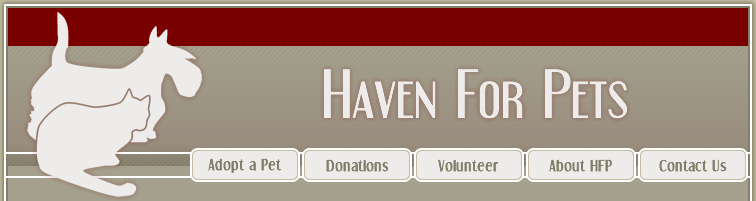Links for Haven For Pets